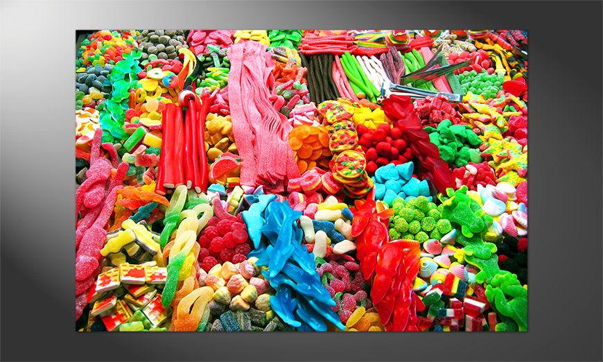 Das Premium Poster Sweets
