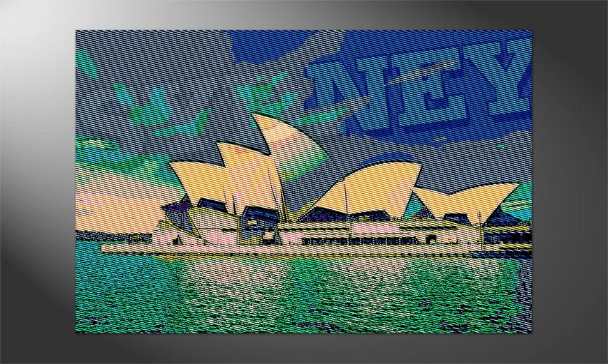 Das Premium Poster Sydney