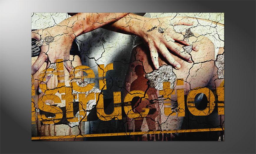 Das Premium Poster Under Construction