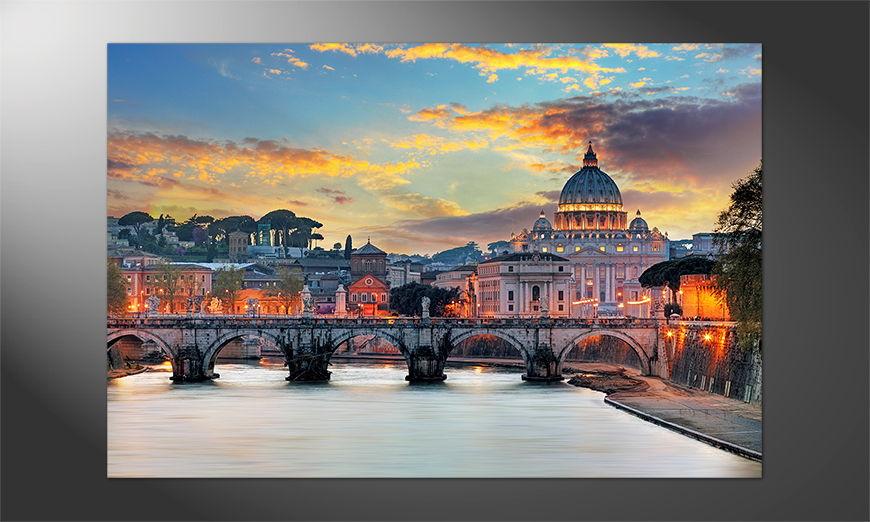 Das Premium Poster Vatican City