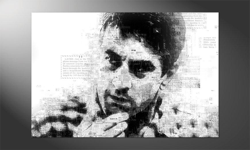 Das WandPremium Poster De Niro