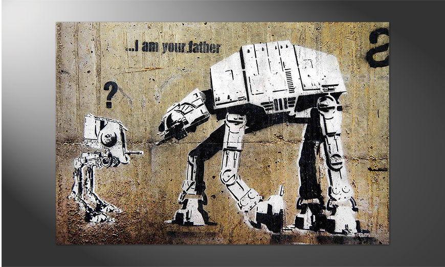 Das besondere Premium Poster Banksy No9