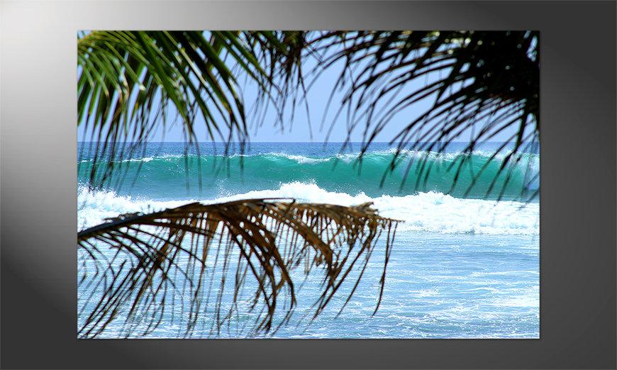 Das brilliante Poster Sri Lanka Wave
