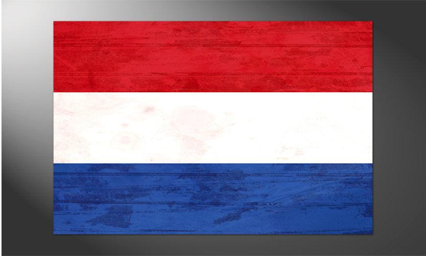 Das großartige Poster Niederlande