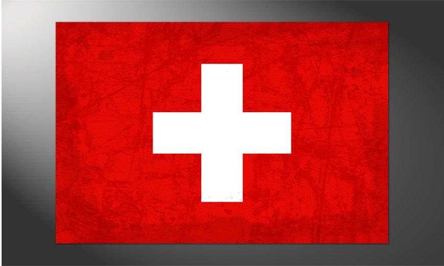 Das großartige Poster Schweiz