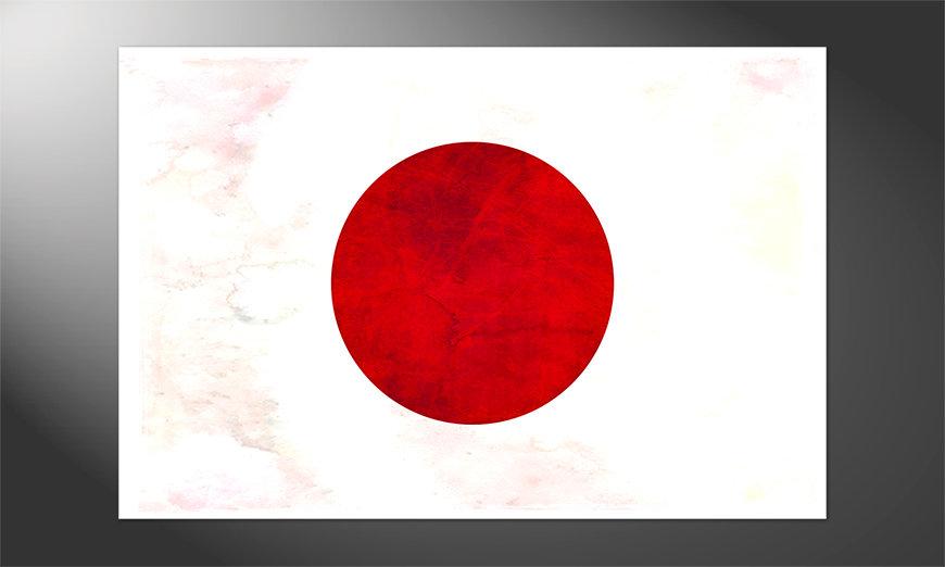 Das hochwertige Poster Japan
