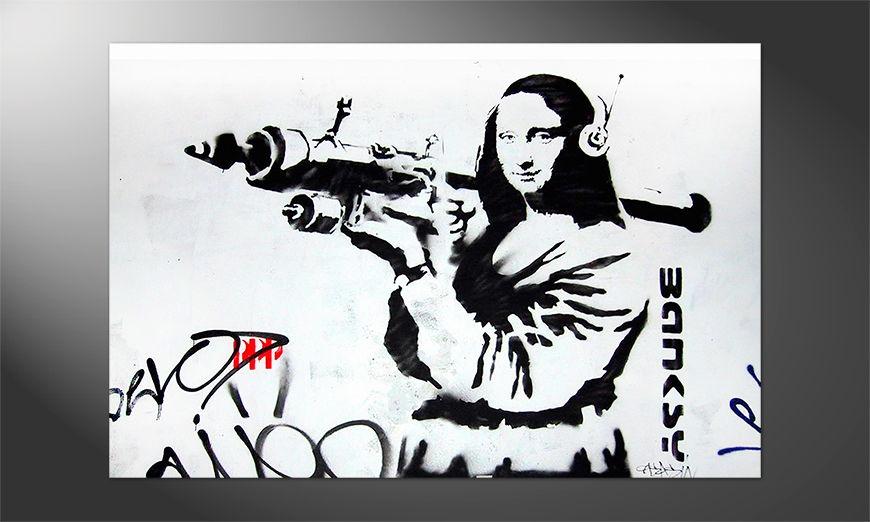 Das neue Premium Poster Banksy No1