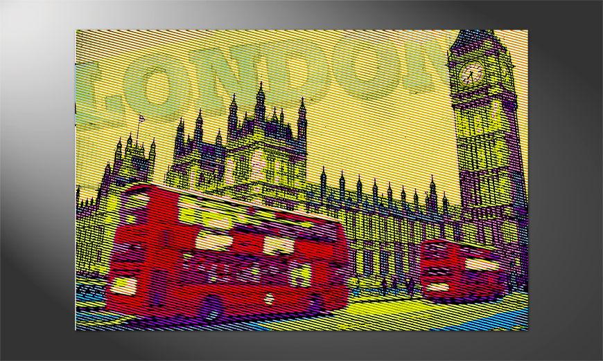 Das neue Premium Poster London