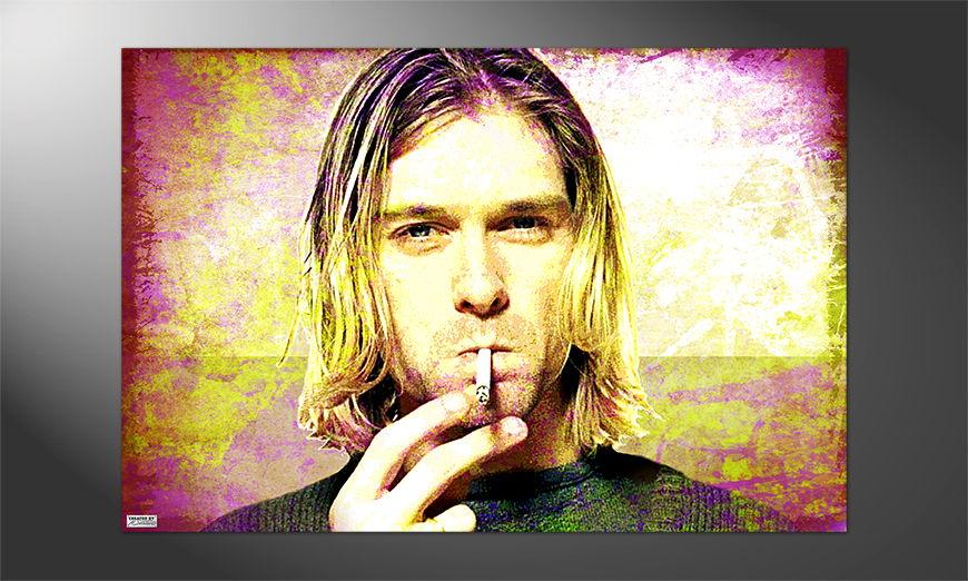 Das tolle Premium Poster Kurt