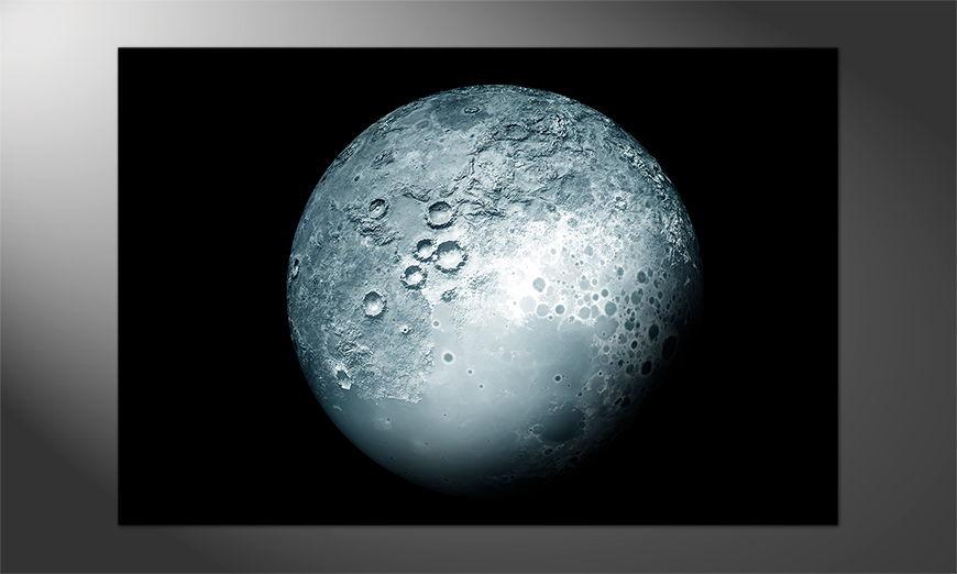 Das tolle Premium Poster Moon