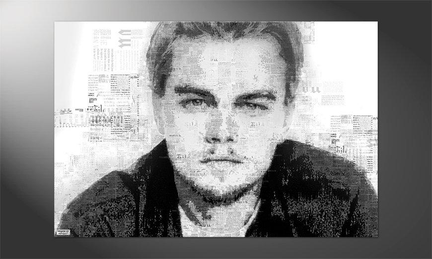 Dekoratives Premium Poster Leonardo