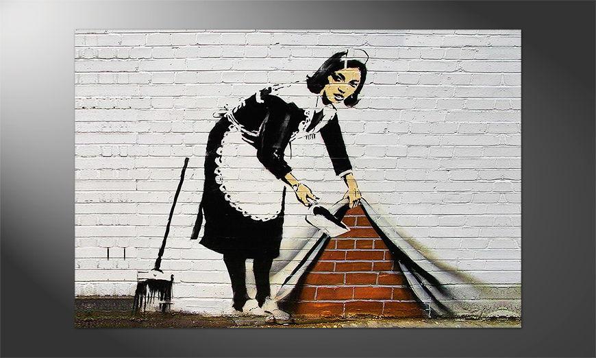 Ihr neues Premium Poster Banksy No19