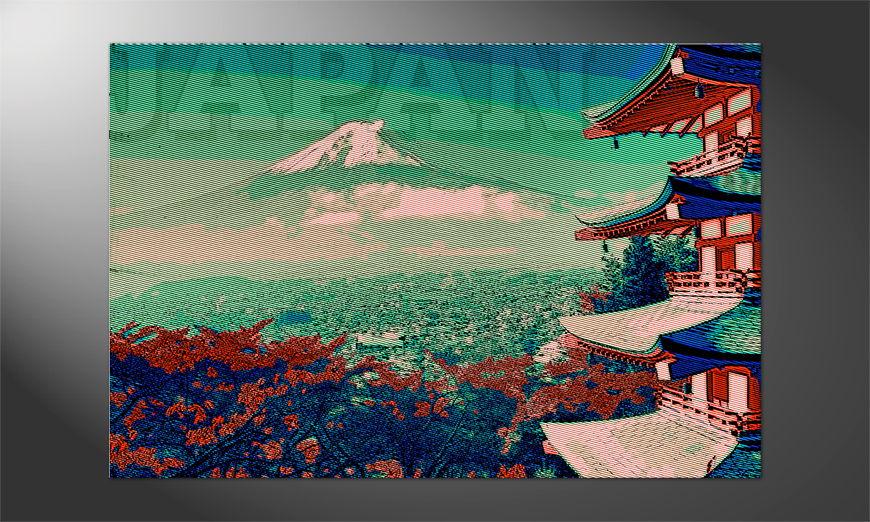 Ihr neues Premium Poster Japan