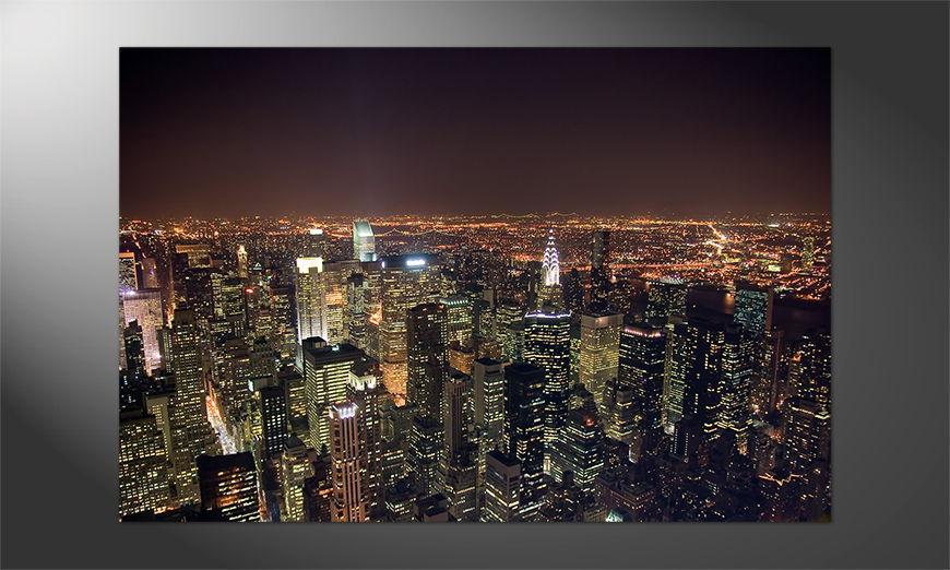 New York Premium Poster: Big Apple