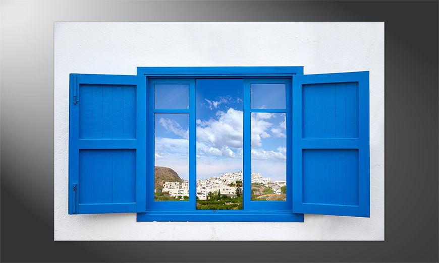 Unser Premium Poster Almeria View