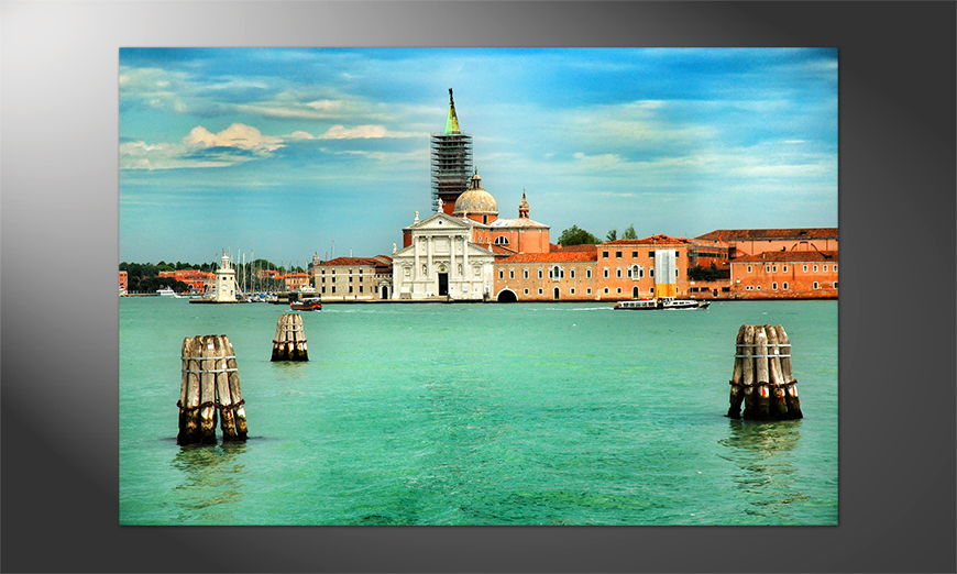 Unser Premium Poster City of Venice