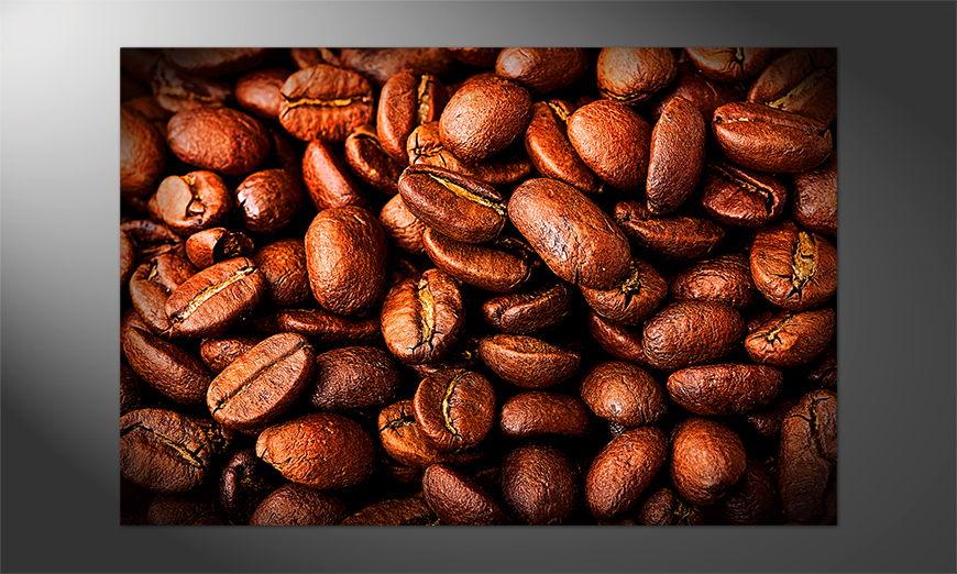 Unser Premium Poster Coffee