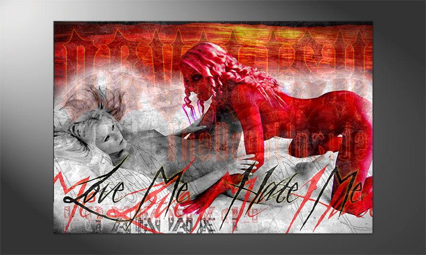Unser Premium Poster Devilish