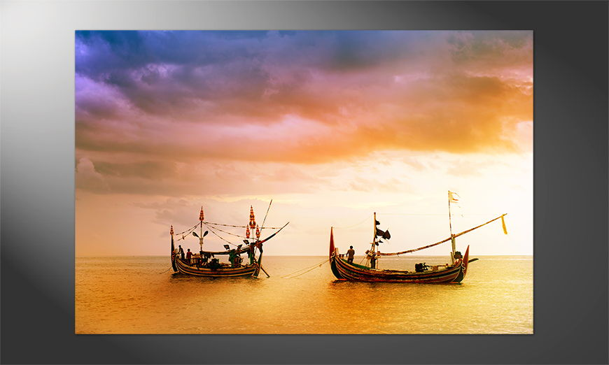 Unser-Premium-Poster-Fishing-Boats