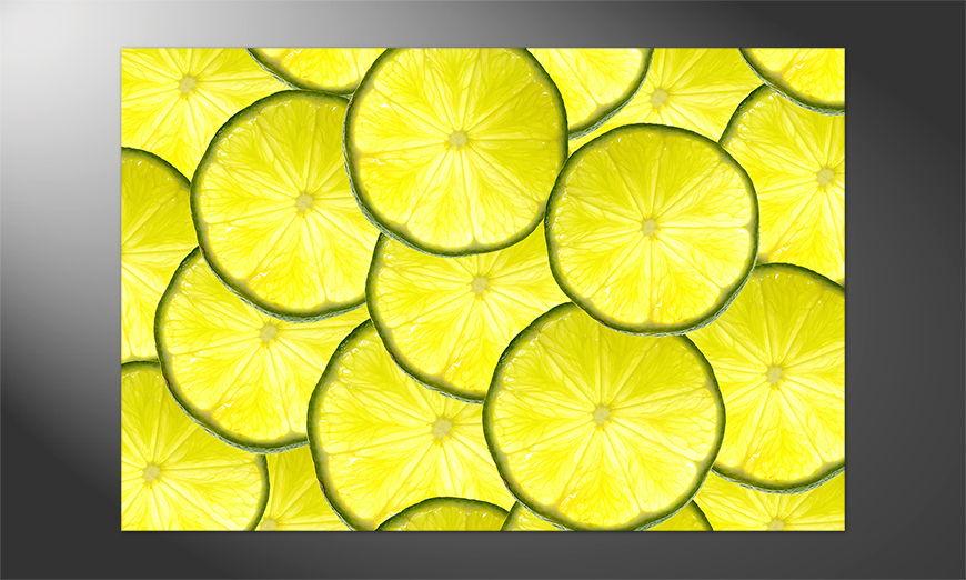 Unser Premium Poster Limes