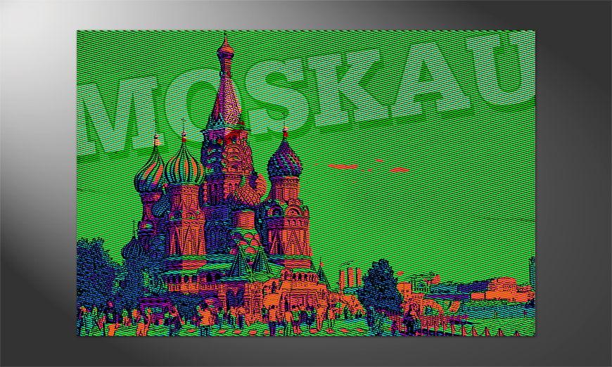 Unser Premium Poster Moskau