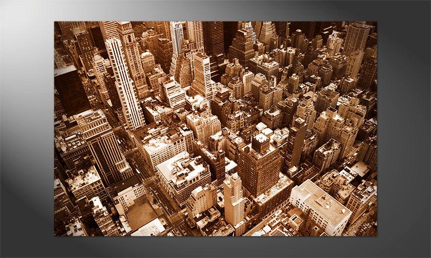 Unser Premium Poster New York City