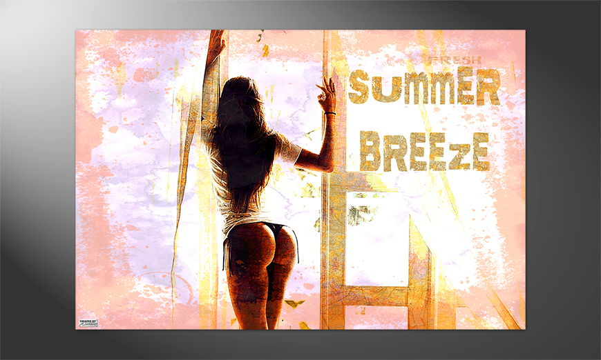 Unser Premium Poster Summer Breeze
