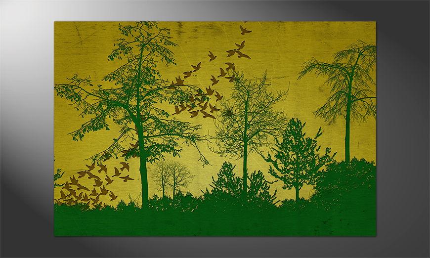 Unser schönes Premium Poster Forest