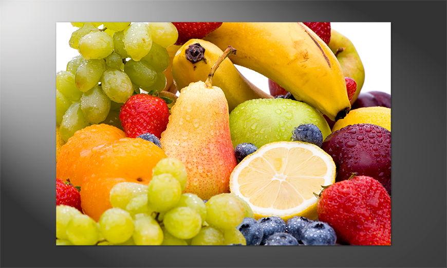 Unser schönes Premium Poster Fruits