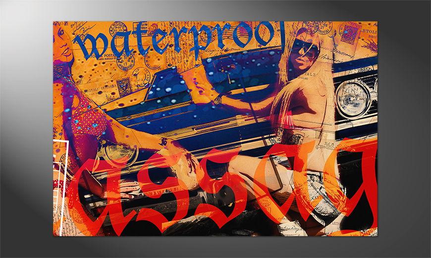 Unser schönes Premium Poster Waterproof