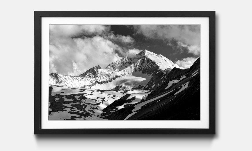 Der gerahmte Druck Himalaya