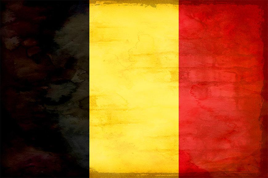 Die Tapete Belgien