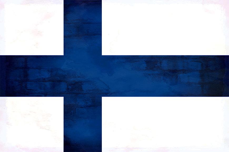 Die Tapete Finnland