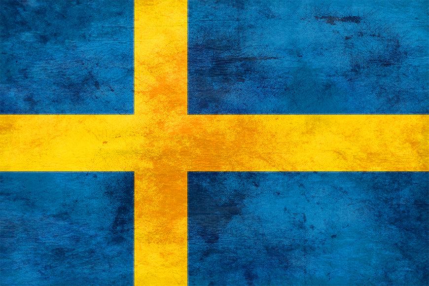 Die Tapete Schweden