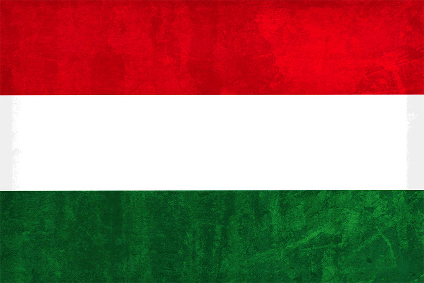 Die Tapete Ungarn