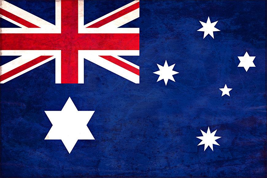 Die Vlies Foto-Tapete Australien