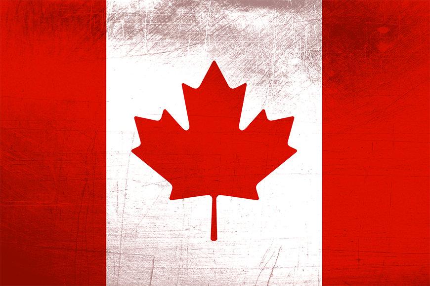 Die Vlies Foto-Tapete Kanada
