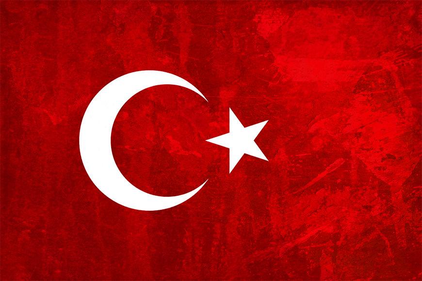 Die Vlies Foto-Tapete Türkei