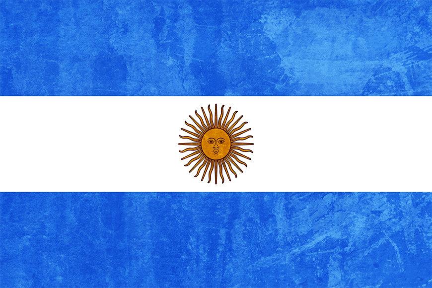 Die Vlies Fototapete Argentinien