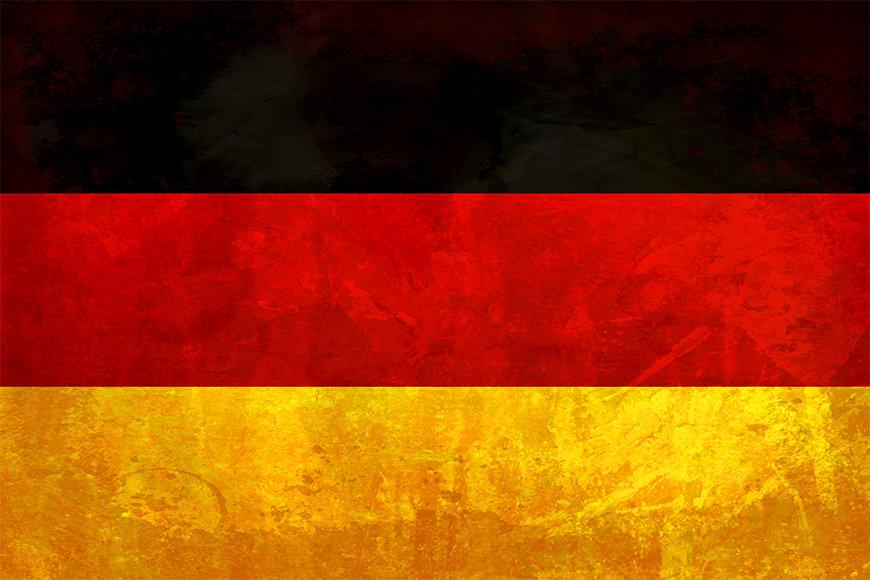 Die Vlies Fototapete Deutschland