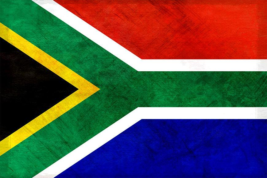 Die Vlies Fototapete Südafrika