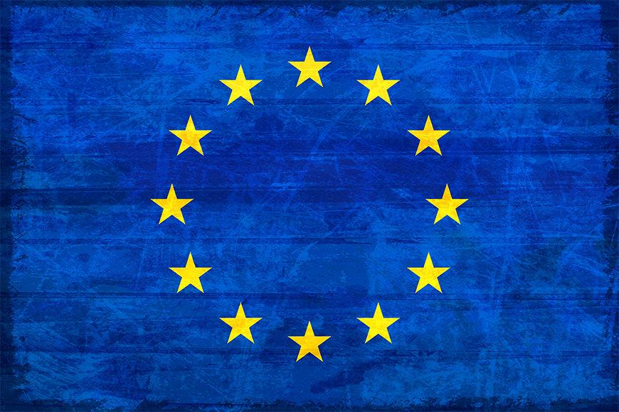 Die Vliestapete Europa