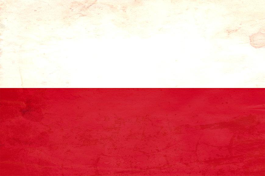 Die Vliestapete Polen