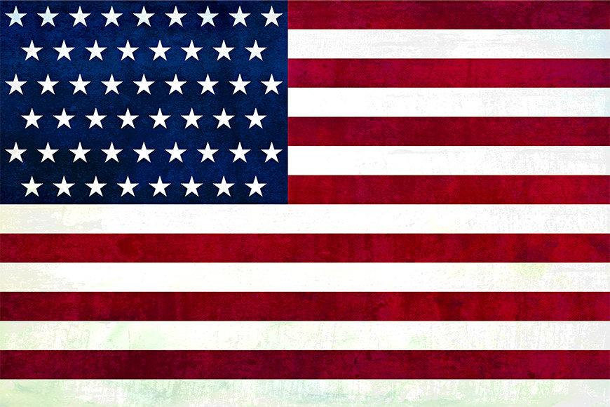 Die Vliestapete USA