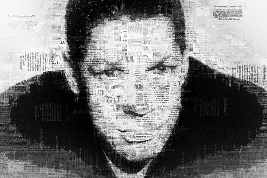 Fototapete Denzel ab 120x80cm