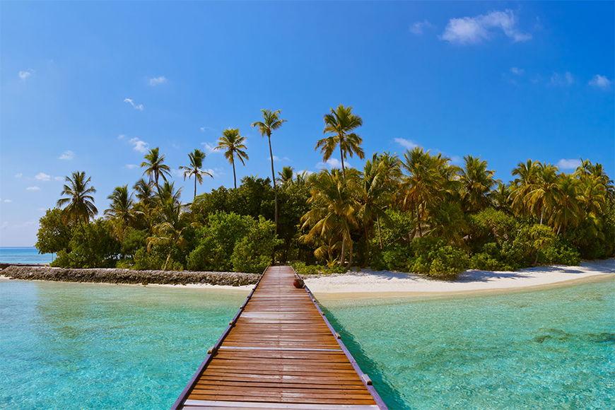 Fototapete Malediven Moment ab 120x80cm