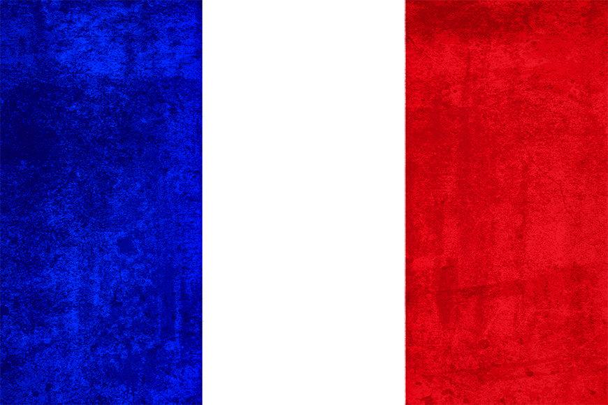 Unsere Vliestapete Frankreich