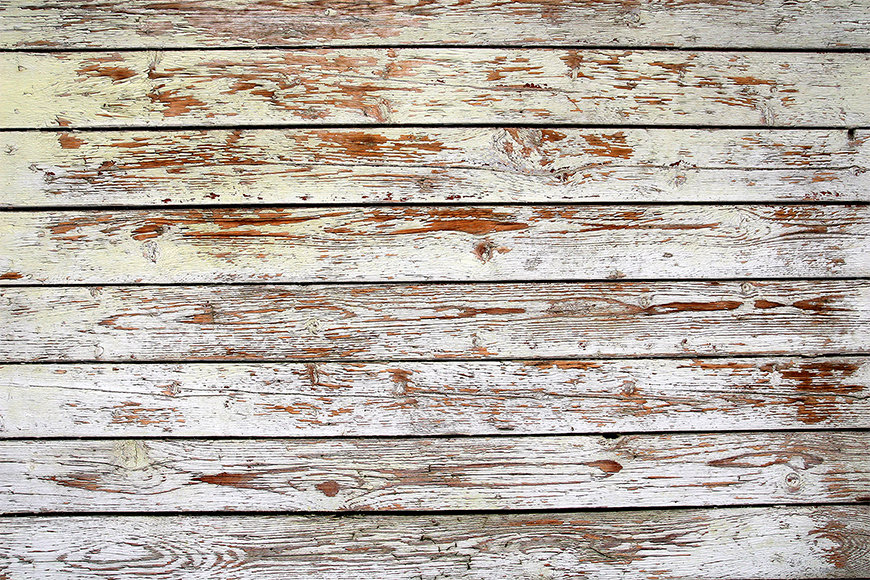 Unsere Vliestapete Old Wooden Wall