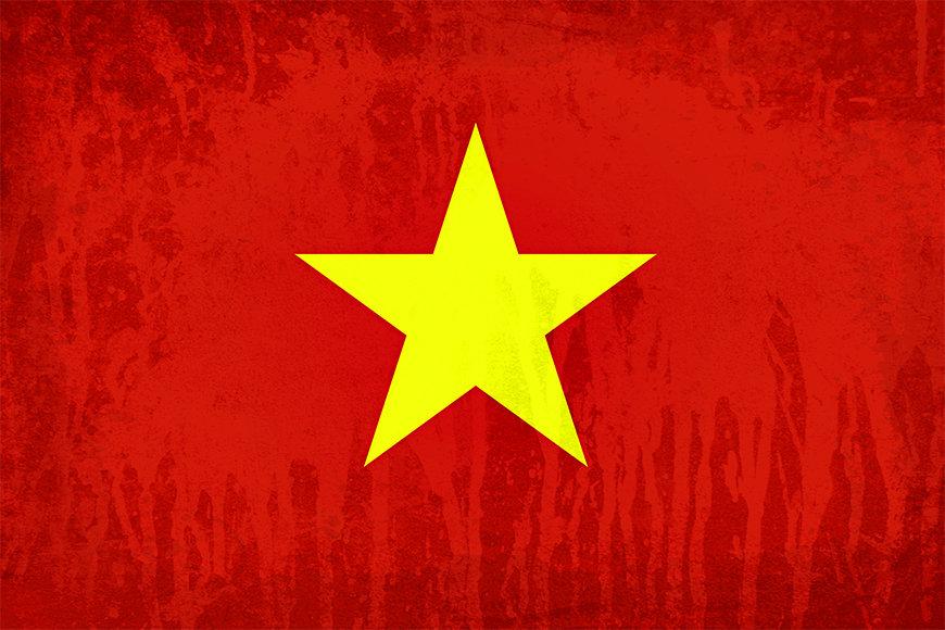 Unsere Vliestapete Vietnam
