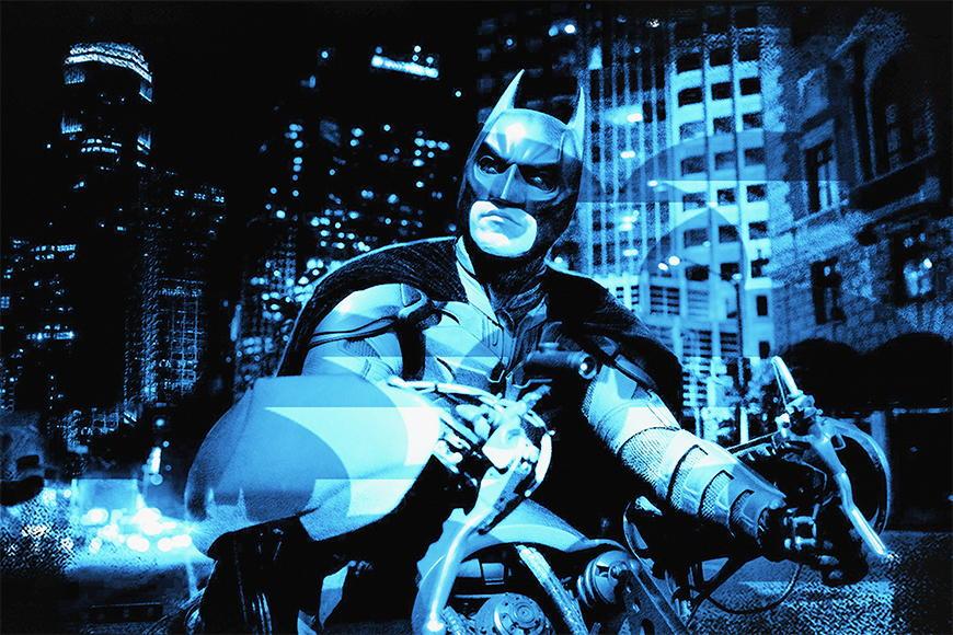 Vlies Fototapete Batman ab 120x80cm
